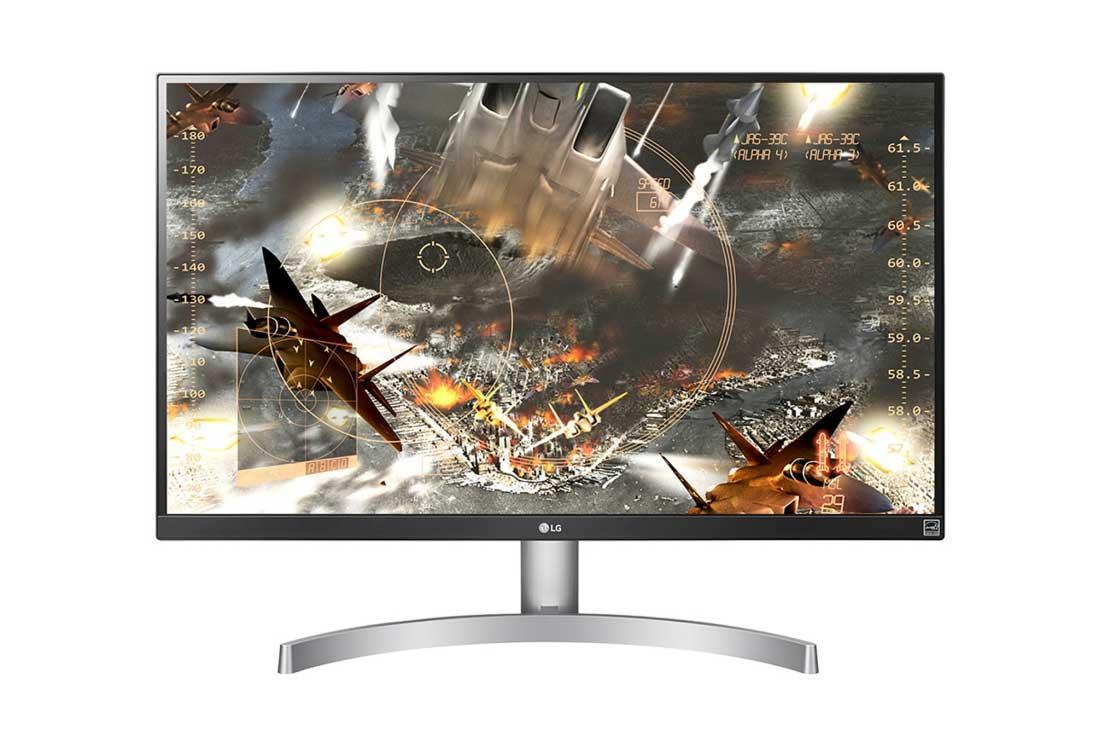 """Монитор LG LCD (27"""",Silver)"""