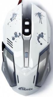 Мышь проводная RITMIX ROM-360 (White)