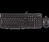 Клавиатура+мышь Logitech MK120 (Black)