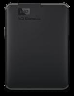 """Внешний HDD Western Digital 4Tb Elements Portable  2.5"""" USB3.0 WDBW8U0040BBK-EEUE (Черный)"""
