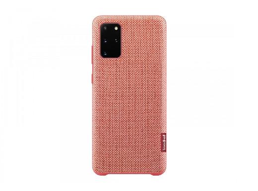 Оригинальный чехол для Samsung Galaxy S20 Plus Kvadrat Cover EF-XG985FREGRU Red (274084)