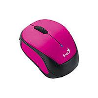 Компьютерная мышь Genius Micro Traveler 9000R V3 (Беспроводная, Pink), фото 1