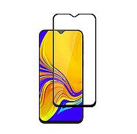 Защитное стекло Full screen PowerPlant для Samsung Galaxy A30, Black