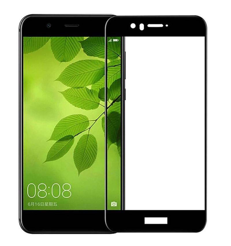 Защитное стекло Full screen PowerPlant для Huawei Nova 2