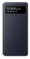 Оригинальный чехол для Samsung Galaxy S10 Lite S View Wallet Cover EF-EG770PBEGRU Black (254291)