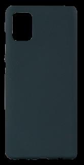 Силиконовый чехол для Samsung Galaxy A51 Series (Black)
