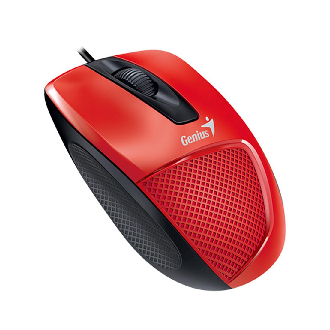 Компьютерная мышь Genius DX-150X (Red)
