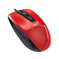 Компьютерная мышь Genius DX-150X (Red), фото 1