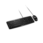 CANYON USB standard KB (Черный)