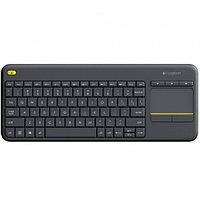 Клавиатура Logitech Touch Keyboard K400 PLUS (Black)