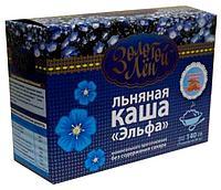 """""""Золотой лен"""" Каша льняная """"Эльфа"""" пророщенная пшеница - 7 пакетов по 20 г"""
