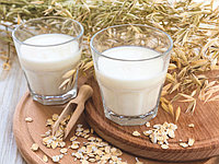 Молочко овсяное 100 г (дой-пак)