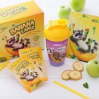 Молочный коктейль обогащенный пребиотиком со вкусом банана 150 гр