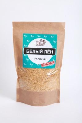 Семена белого льна ЭКОжизнь 250 г
