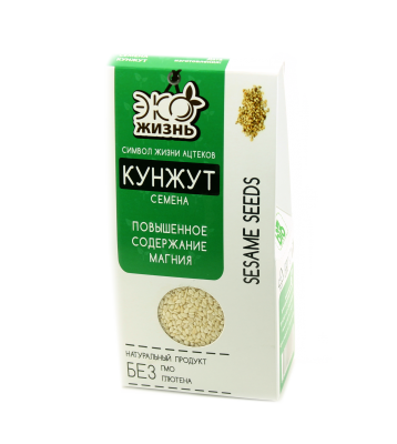 Семена кунжута ЭКОжизнь 150г