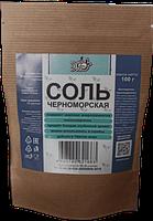 Соль черноморская ЭКОжизнь 100г