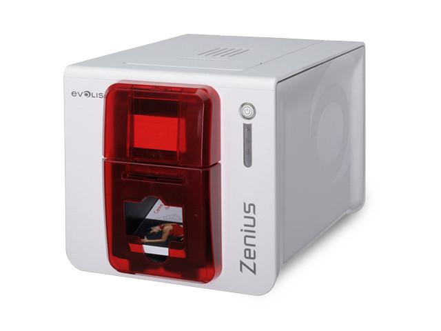 Компактный и универсальный принтер для карт Zenius