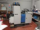 Офсетная печатная машина RYOBI 520HX, 1-краска с алк.увлажнением, 520х375, 1997г, фото 3