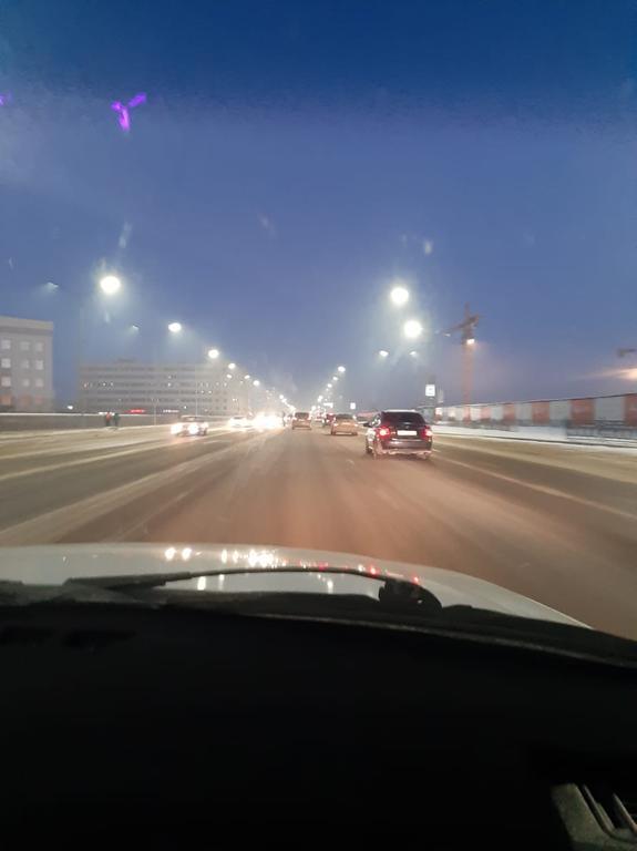 Освещение ул.Байтурсынова.