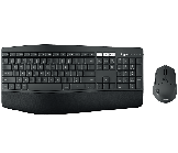Клавиатура + мышь Logitech Performance MK850 (Black)