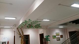 Освещение Детского сада №47 г.Нур-Султан. 2