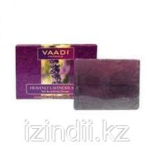 Мыло с экстрактом лаванды и розмарина (Vaadi) 75г.