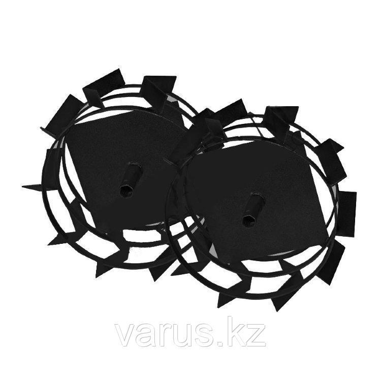 Грунтозацеп для мотоблоков 430/200 (шестигранник 23 мм) (комплект 2 шт)