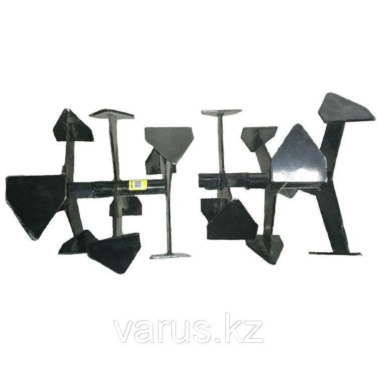 "Фреза ""Гусиные лапки"" МК-7000, МК-7500, МК-8000 (шестигранник 23 мм) (комп.2 шт)"