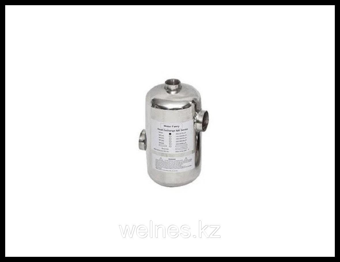 Теплообменник для бассейна MF80, трубчатый (28 кВт)