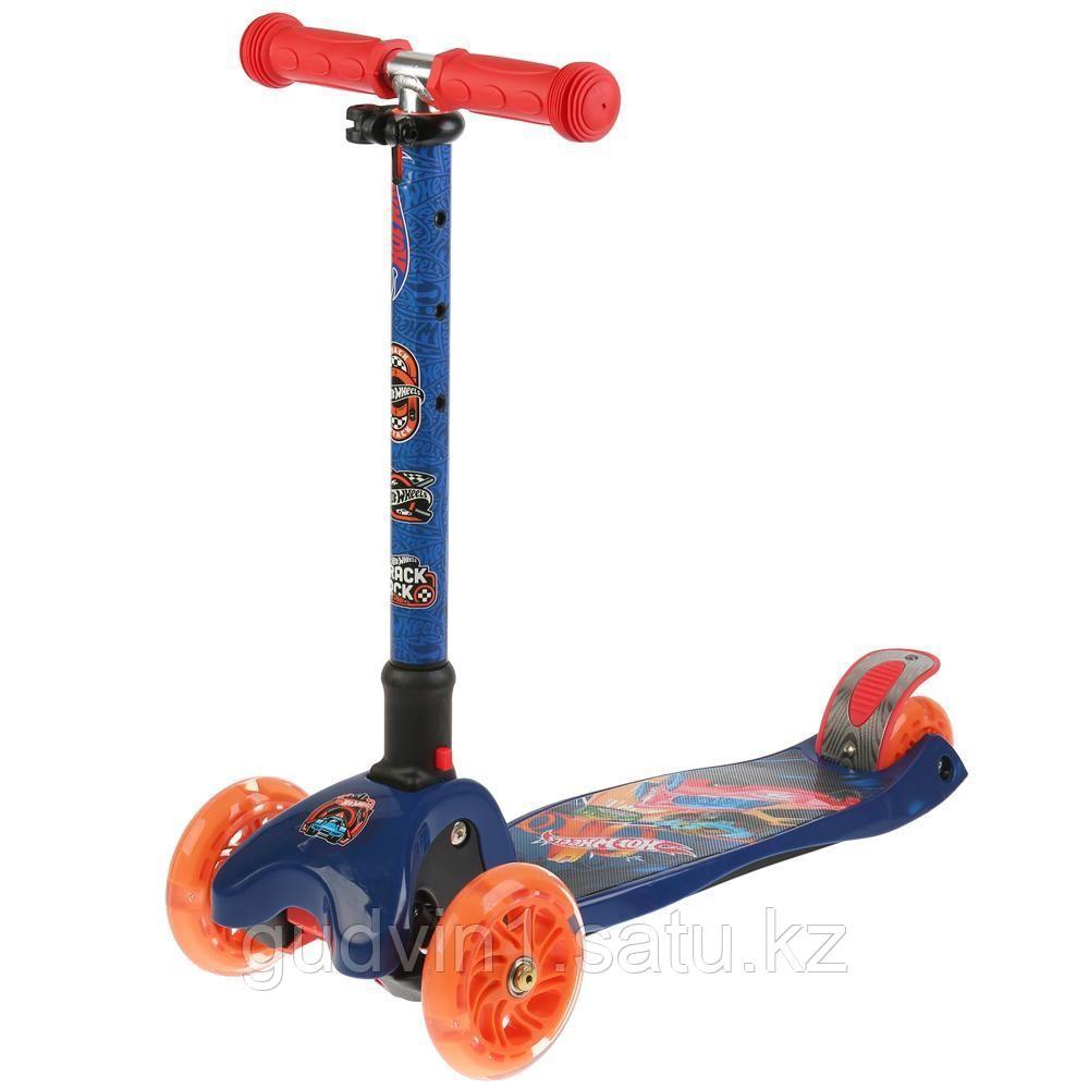 "Next: Самокат ""Hot wheels"""