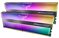 Оперативная память DDR4 (3200 MHz) 16Gb (8GB*2) TEAM XTREEM ARGB v2
