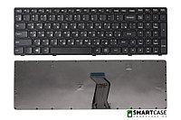 Клавиатура для ноутбука Lenovo IdeaPad G500, G505, G510 (черная, RU)
