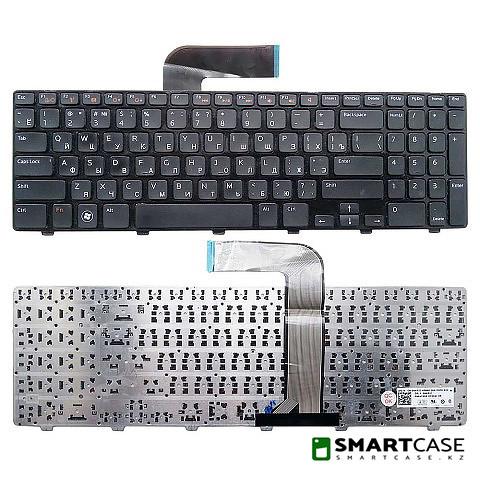 Клавиатура для ноутбука Dell Inspiron 15R N5110 (черная, RU)