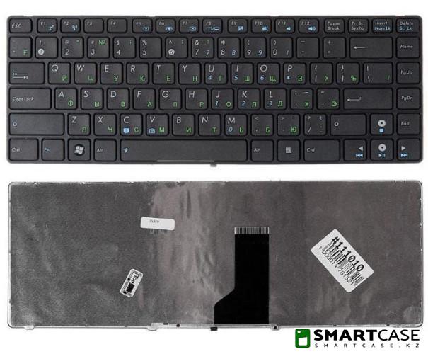 Клавиатура для ноутбука Asus UL30 (черная, RU)