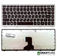 Клавиатура для ноутбука Lenovo IdeaPad Z360 (бронзовая, RU)