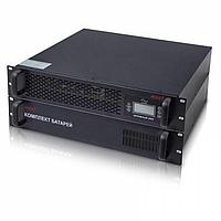 "ИБП (UPS) EH 5112 MUST 19"" rack on-line UPS 2000VA LCD"