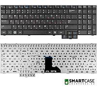 Клавиатура для ноутбука Samsung R528, R530 (черная, RU)