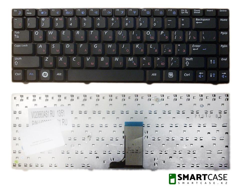 Клавиатура для ноутбука Samsung R519 (черная, RU)