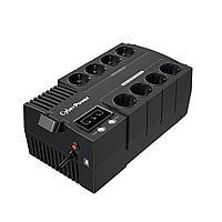Резервный ИБП (UPS), CyberPower BS450E, выходная мощность 450VA/270W