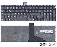 Клавиатура для ноутбука Toshiba Satellite S50, 9Z.N7USU.M0R (черная, RU)