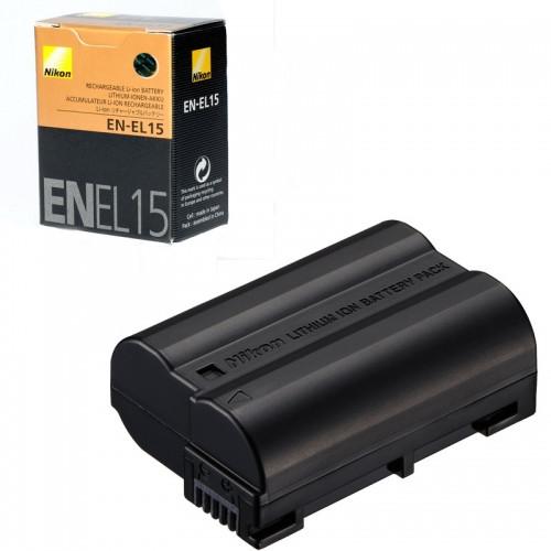 Батарейка (аккумулятор) Nikon EN-EL15 (1900 mAh)