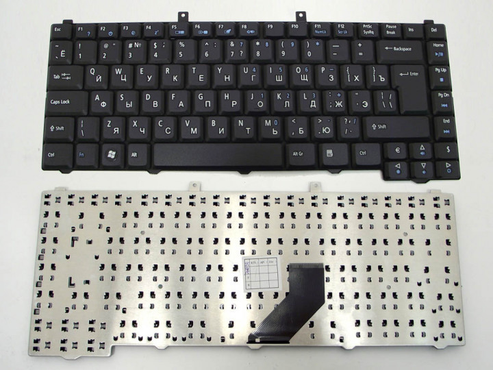 Клавиатура для ноутбука Acer Aspire 5502 5502WXMI 5502ZWXMI