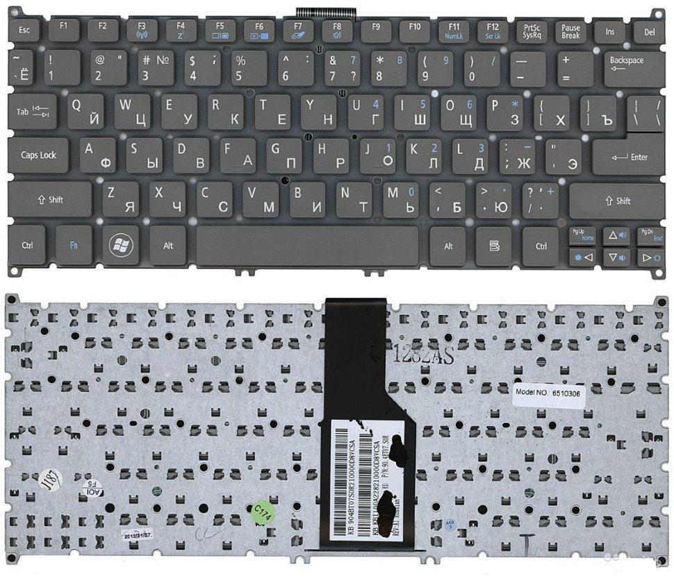 Клавиатура для ноутбука Acer Aspire 725