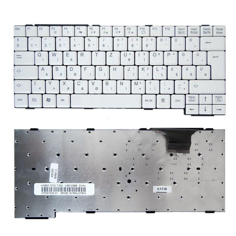 Клавиатура для ноутбука Gateway T4020
