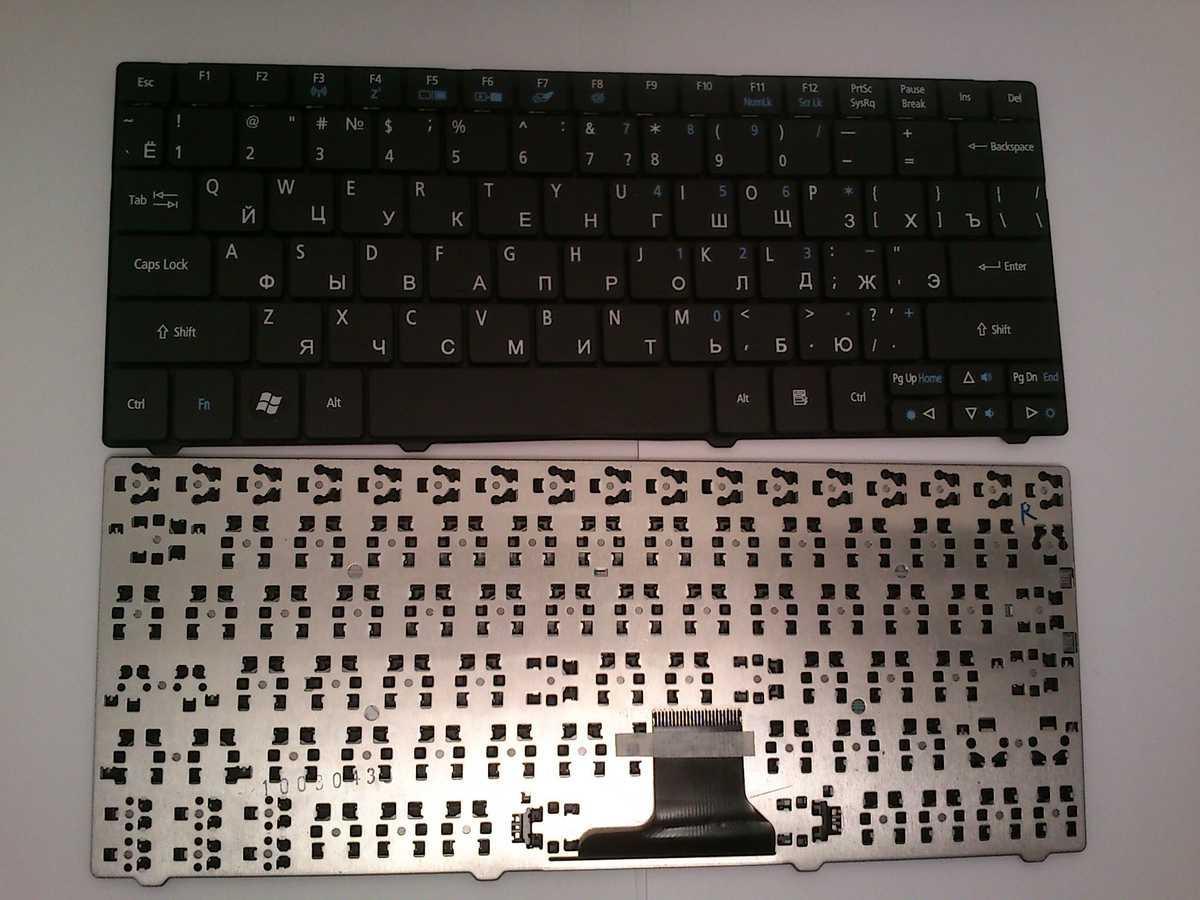 Клавиатура для ноутбука Acer One PAV01