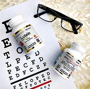 California Gold Nutrition, Лютеин с зеаксантином, 20 мг, 60 растительных мягких таблеток, фото 3
