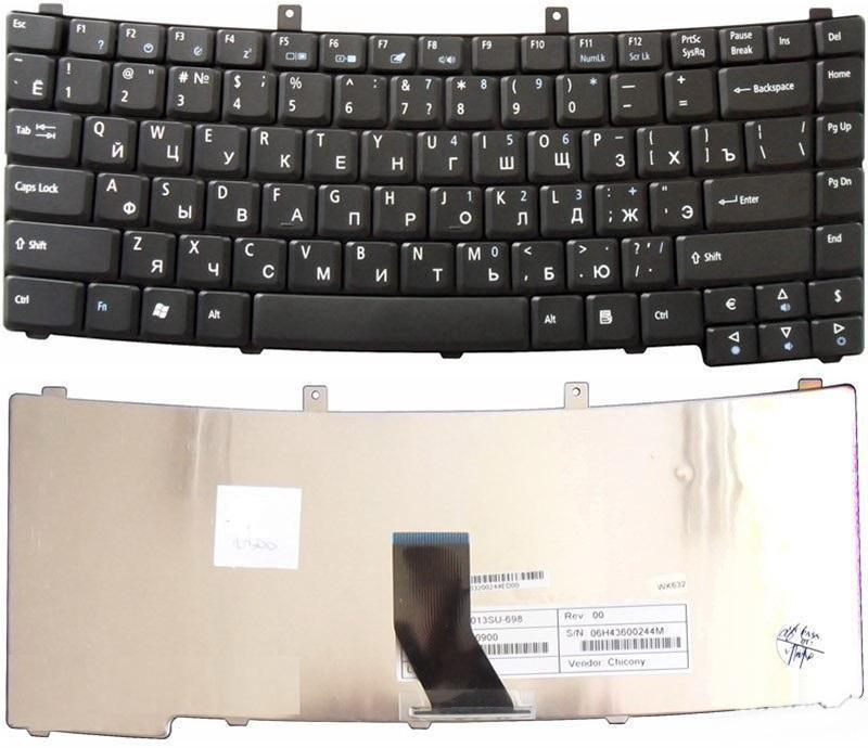 Клавиатура для ноутбука Acer Ferrari 4005WLMI