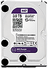 """Жесткий диск HDD 3000 Gb Western Digital (WD30PURZ), 3.5"""", 64Mb, SATA III"""