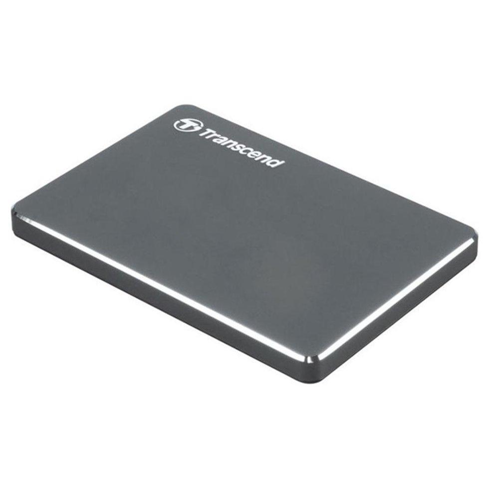 "Внешний жесткий диск Transcend 1TB USB 3.0 (TS1TSJ25C3N) (2.5"")"