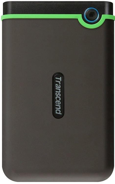 "Внешний жесткий диск Transcend 1TB USB 3.0 ( TS1TSJ25M3S) (2.5"")"